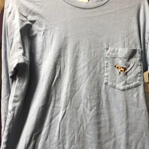 PINK Dog Long Sleeve Shirt